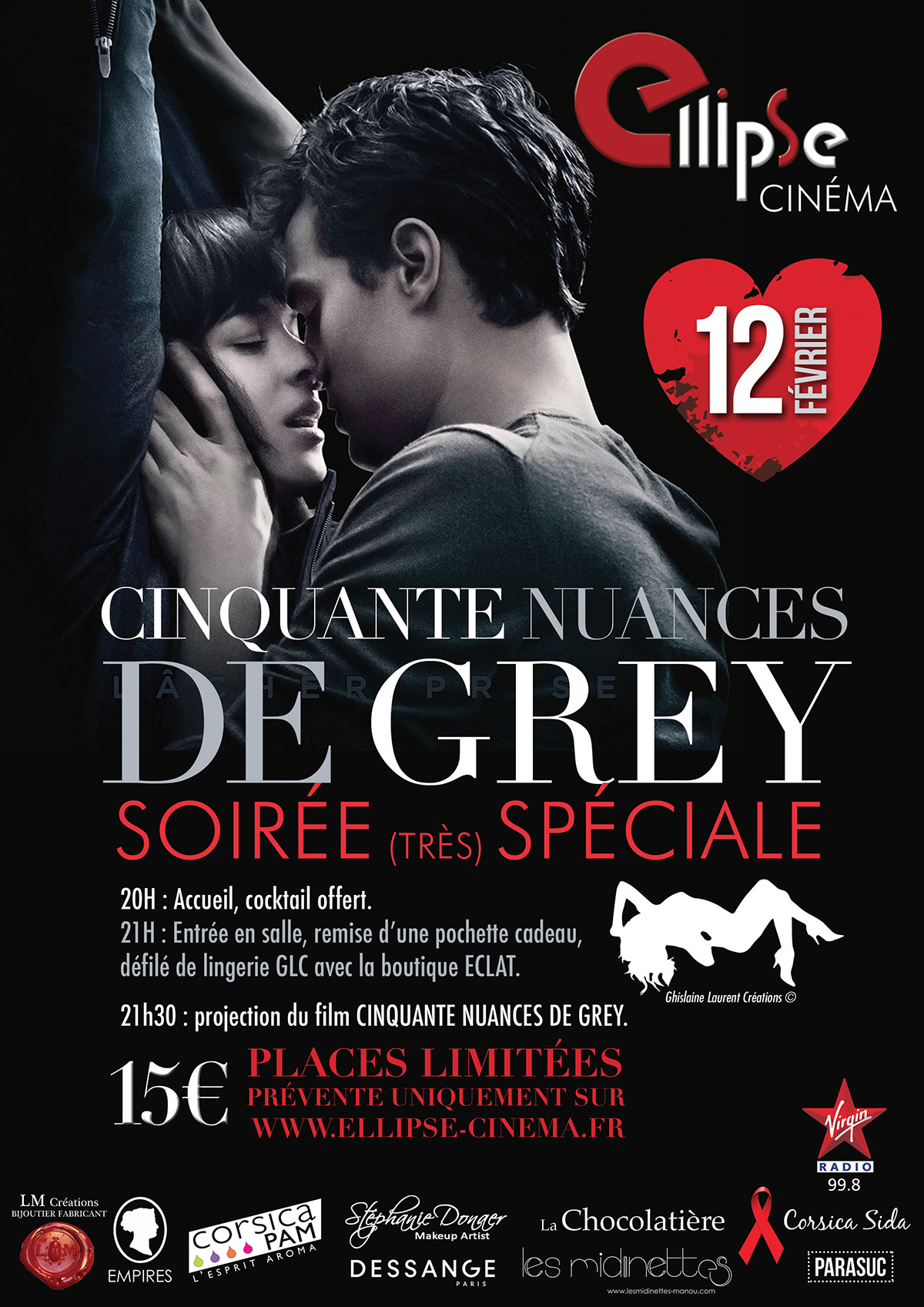 50 nuances de grey / GLC