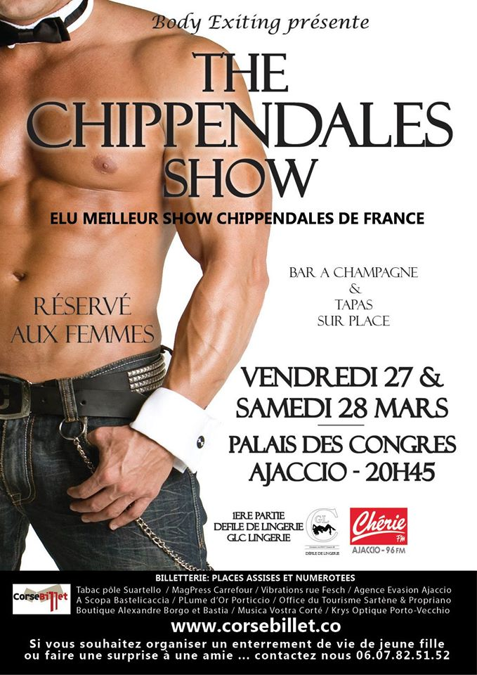 GLC/CHIPPENDALES