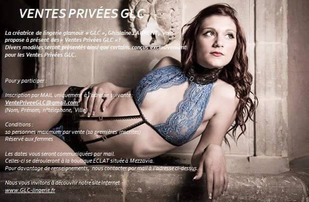 Ventes privées GLC