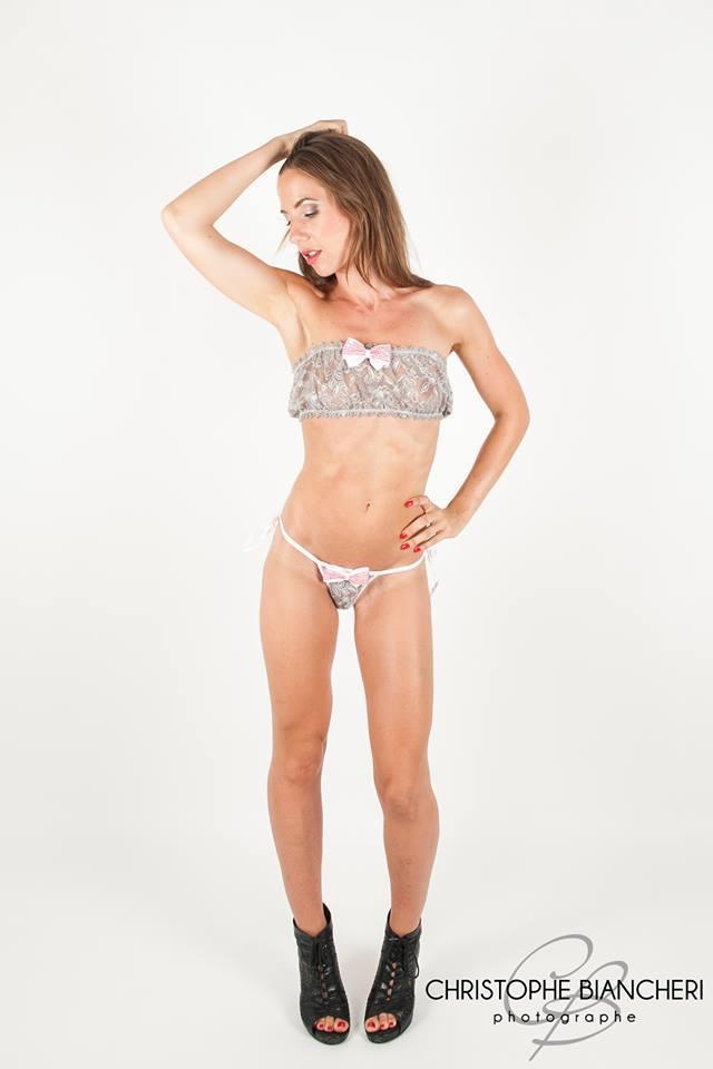 La lingerie française GLC sublimée par Christophe BIANCHERI